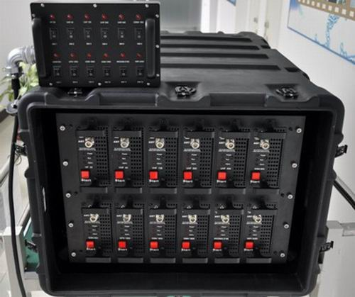 Wholesale 868W High Power Fully Integrated Broad Band Jamming System