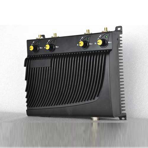 Wholesale Adjustable Desktop Mobile Phone ,GPS Jammer with Remote Control