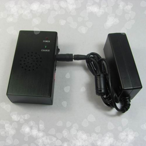 Wholesale Portable High Power Wi-Fi and Cell Phone Jammer with Fan (CDMA GSM DCS PCS 3G)