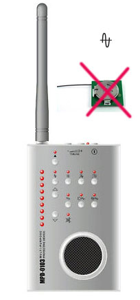 Wholesale Bug Detector Radio Frequency Detector
