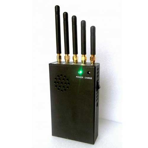 Wholesale Portable 3G 4G Cell Phone Jammer & WiFi Jammer
