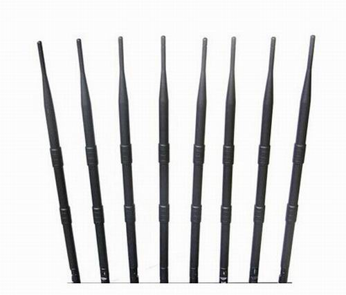 Wholesale 8pcs Replacement Antennas for High Power Jammer