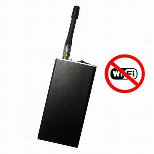 Wholesale Wireless Spy Video Camera WIFI Bluetooth Signal Jammer