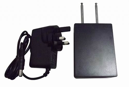Wholesale Dual Band Car Remote Control Jammer (330MHz/390MHz,50 meters)
