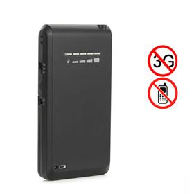 Wholesale New Cellphone Style Mini Portable Cellphone 3G Signal Jammer
