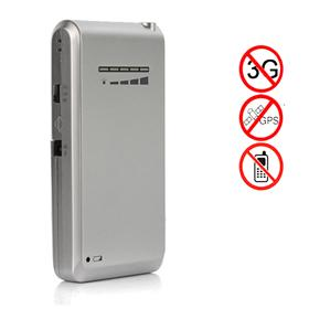 Wholesale New Cellphone Style Mini Portable Cellphone 3G & GPS Signal Jammer